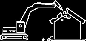 Icon de démolition