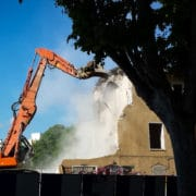 SLTP Demolition Villeurbanne