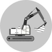 Machine terrassement SLTP