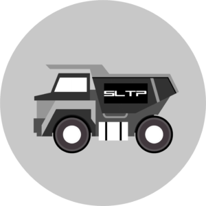 Machine benne SLTP